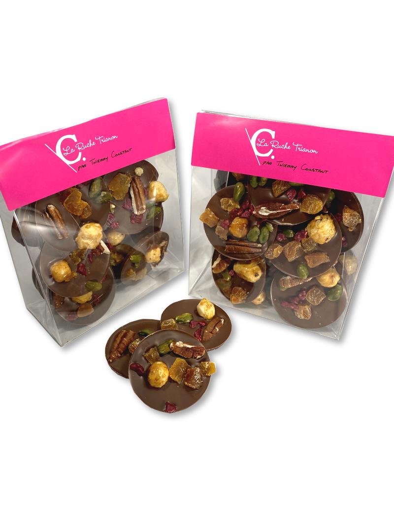 Mendiants - Chocolat au Lait