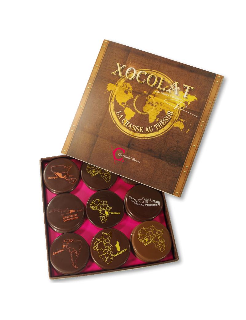 Xocolat - Coffret Chasse au...