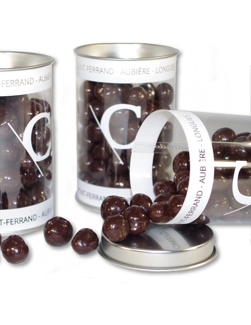 Enrobés - Chocolat noir